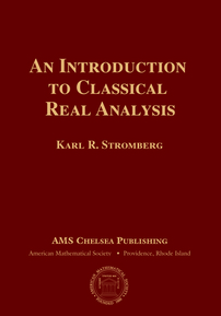 An Introduction to Classical Real Analysis cover image