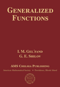 Generalized Functions, Volumes 1-6 cover image