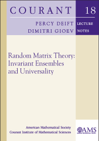 Random Matrix Theory: Invariant Ensembles and Universality cover image