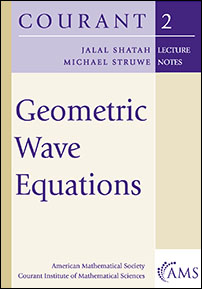 Geometric Wave Equations cover image