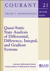 Quasi-Static State Analysis of Differential, Difference, Integral, and Gradient Systems cover image