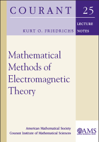 Mathematical Methods of Electromagnetic Theory cover image