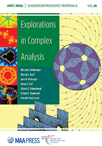 Explorations in Complex Analysis cover image