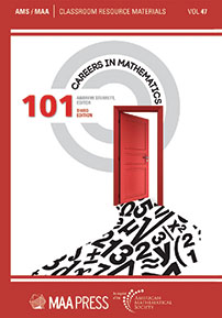 101 Careers in Mathematics: Third Edition cover image