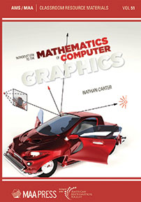 Introduction to the Mathematics of Computer Graphics cover image