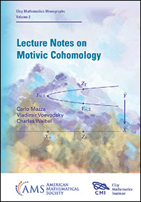 Lecture Notes on Motivic Cohomology cover image