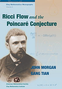 Ricci Flow and the Poincare Conjecture cover image