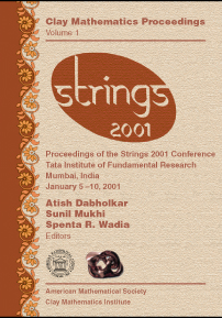 Strings 2001 cover image