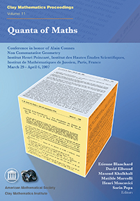 Quanta of Maths cover image