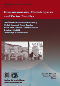 Grassmannians, Moduli Spaces and Vector Bundles cover image