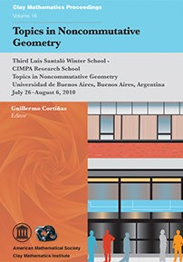 Topics in Noncommutative Geometry cover image