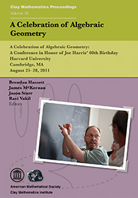 A Celebration of Algebraic Geometry cover image