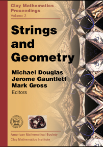 Strings and Geometry cover image