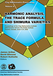 Harmonic Analysis, the Trace Formula, and Shimura Varieties cover image