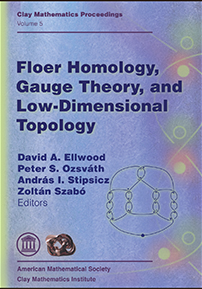 Floer Homology, Gauge Theory, and Low-Dimensional Topology cover image