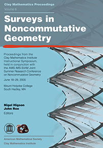 Surveys in Noncommutative Geometry cover image