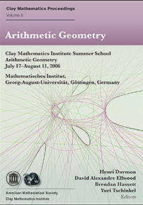 Arithmetic Geometry cover image
