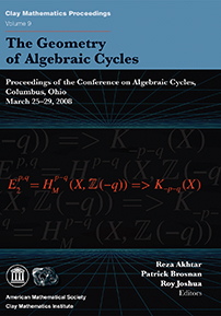 The Geometry of Algebraic Cycles cover image