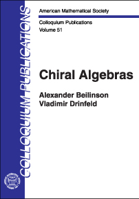Chiral Algebras cover image