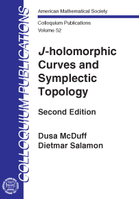 $J$-holomorphic Curves and Symplectic Topology: Second Edition cover image