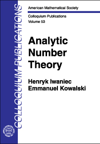 Analytic Number Theory cover image