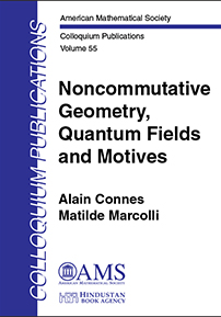 Noncommutative Geometry, Quantum Fields and Motives cover image