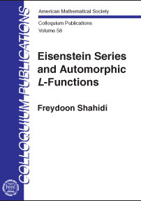 Eisenstein Series and Automorphic $L$-Functions cover image