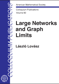 Large Networks and Graph Limits cover image