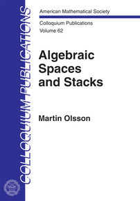 Algebraic Spaces and Stacks cover image