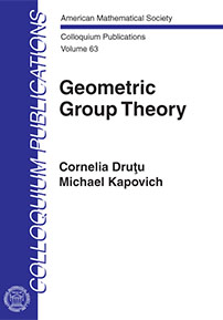 Geometric Group Theory cover image