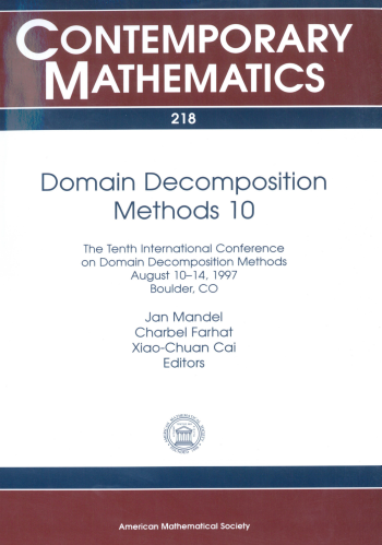 Domain Decomposition Methods 10 cover image