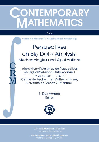 Perspectives on Big Data Analysis: Methodologies and Applications cover image