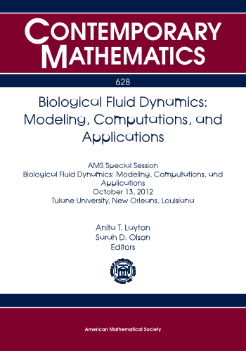 Biological Fluid Dynamics: Modeling, Computations, and Applications cover image