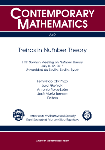 Trends in Number Theory cover image