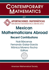 Mexican Mathematicians Abroad: Recent Contributions cover image