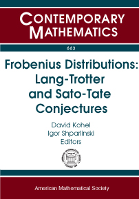 Frobenius Distributions: Lang-Trotter and Sato-Tate Conjectures cover image