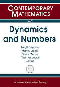 Dynamics and Numbers cover image