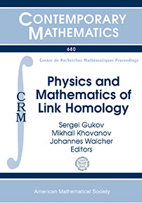 Physics and Mathematics of Link Homology cover image