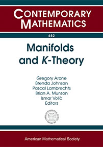 Manifolds and $K$-Theory cover image