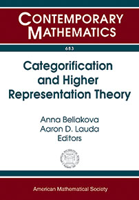 Categorification and Higher Representation Theory cover image