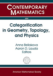 Categorification in Geometry, Topology, and Physics cover image
