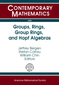 Groups, Rings, Group Rings, and Hopf Algebras cover image