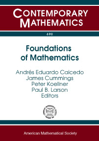 Foundations of Mathematics cover image