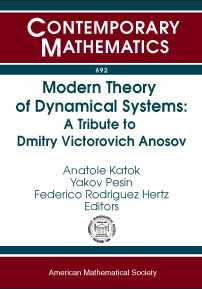Modern Theory of Dynamical Systems: A Tribute to Dmitry Victorovich Anosov cover image