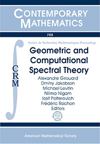Geometric and Computational Spectral Theory cover image