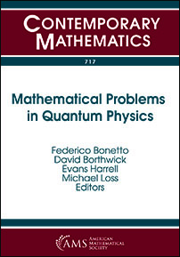 Mathematical Problems in Quantum Physics cover image