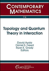 Topology and Quantum Theory in Interaction cover image