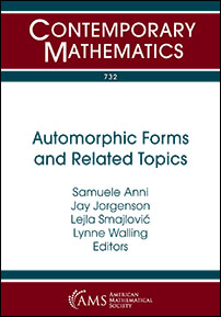 Automorphic Forms and Related Topics cover image