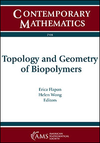 Topology and Geometry of Biopolymers cover image
