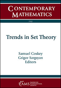 Trends in Set Theory cover image